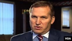 烏克蘭駐美國大使亞歷山大莫茨克