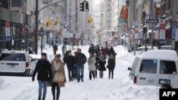 SHBA: Pjesa juglindore e vendit nën peshën e një stuhie masive dimërore