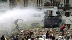 دو کشته و ده ها مجروح در تظاهرات روز دوشنبه در یمن