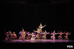 Thai Classical Dance (Khon)