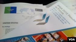 2012年的國際學生能力評估計劃結果