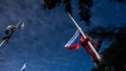 U.S. Sanctions Russia Over Crimea