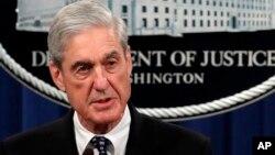 Penyelidik khusus Robert Mueller akan memberikan keterangan di depan Komisi DPR AS hari Rabu (24/7).