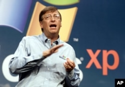 Bill Gates, creator of Microsoft, is an introvert but not shy. (AP FILE PHOTO)