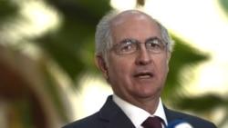 Antonio Ledezma habla sobre la Asamblea de la ONU y Venezuela