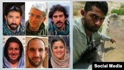 فعالان محیط زیست ایران که بازداشت شدهاند