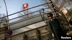 سفارت سوییس در ایران