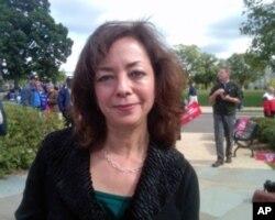 劳联-产联办公室副主任西娅.李