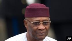 Tổng thống Amadou Toumani Touré của Mali