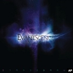 Evanescence's self-titled CD
