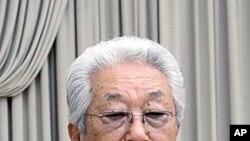 장웅 북한 국제올림픽위원회 위원 (자료사진)