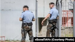 Belarus detention