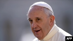 Paus Fransiskus akan melakukan kunjungan ke tiga kota di Amerika Serikat pekan depan (foto: dok).