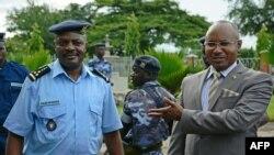 Alain Guillaume Bunyoni ni we Umushikiranganji wa Mbere w'Uburundi