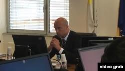 Milan Tegeltija, predsjednik VSTV-a