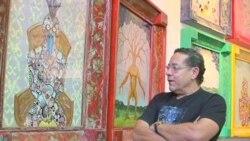 Боги вуду в творчестве гаитянского художника