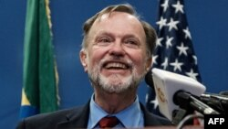 Tibor Nagy à Addis Abeba en Ethiopie le 30 novembre 2018.