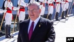Kyriakos Amiridis, embaixador grego no Brasil