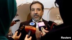 عباس عراقچی، معاون وزارت خارجه ایران (عکس از آرشیف)