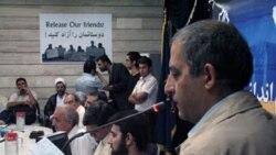 هدی صابر پس از اعتصاب غذا درگذشت