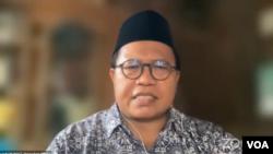 Sekretaris Lakpesdam PBNU, Marzuki Wahid.