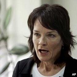UNAM Director of Human Rights Georgette Gagnon (file photo)