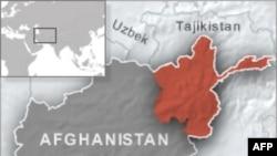 Nổ bom tự sát nhắm vào viên chức Afghanistan