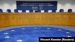 Sudnica Evropskog suda za ljudska prava u Strazburu (Foto: Reuters/Vincent Kessler)