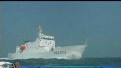 中国向中菲对峙海域派遣第二艘舰船