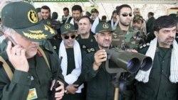 اعتراض تهران به تحریم های آمریکا عليه هشت مقام ارشد جمهوری اسلامی