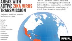 Zika ဗိုင္းရပ္စ္ပိုး ျပန္႔ႏွံ႔။