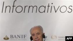 Tổng thống Israel Shimon Peres