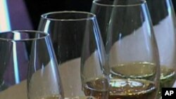The majority of single malt whiskey becomes good at about eight to 10 years