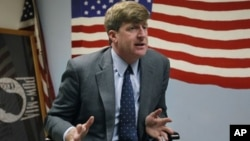 Mantan anggota Kongres AS Patrick Kennedy menilai legalisasi ganja di Amerika bermaksud baik tapi salah arah (foto: dok).
