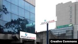 Kantor Bank Mutiara di Bandung. (Creative Commons/Ikhlasul Amal)
