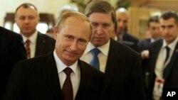 Владимир Путин (архивное фото)