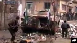 Syria: 200 qof oo lagu dilay Homs
