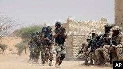 Mali samarabatigiw- Gendarmes ka, lakana wilikajow Bamako ani a lamini kono