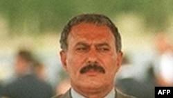 也门总统萨利赫 (资料照片)