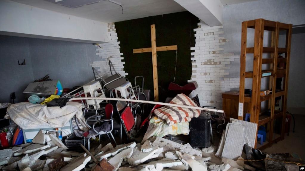 """迫害骤增 中国基督徒或被迫转向""""朝鲜模式"""""""