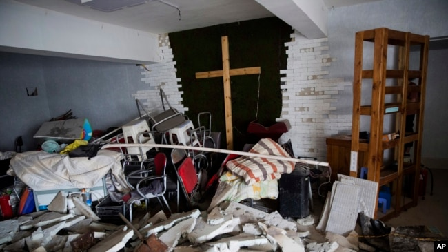 海外华人教会征集签名 声援受迫害的中国基督徒