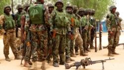 Rahoton Nasiru Elhikaya Kan Kwato Mata Da Yara Da Sojoji Suka Yi Daga hannun 'Yan Boko Haram - 1:44