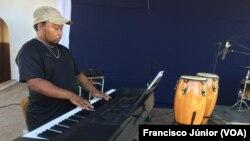 Carlos de Lina, músico moçambicano