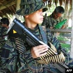 Mindanao orolidagi jangarilar