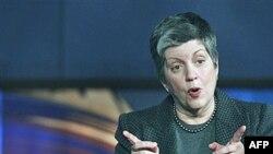 ABŞ-ın milli təhlükəsizlik naziri Canet Napolitano