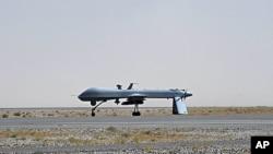 美國無人駕駛飛機(資料圖片)