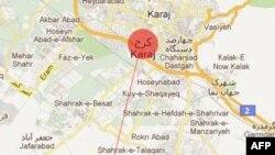 İranda sursat anbarnda partlayış olub