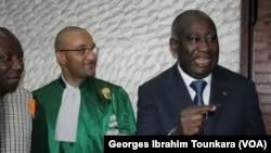 Enième rebondissement dans l'affaire Gbagbo.