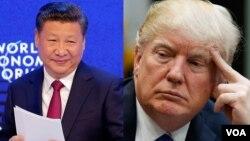 Los líderes de las dos economías más grandes del mundo se reunirán en la residencia de Trump en Mar-a-Lago, la próxima semana.