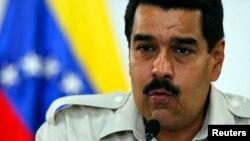"""El presidente venezolano Nicolás Maduro dijo que él """"personalmente"""" ordenó el arresto del estadounidense Timothy Hallett Tracy."""